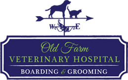 Old Farm Veterinary Hospital logo